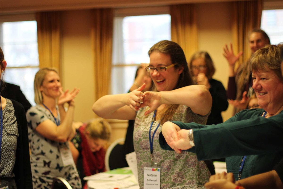 Our #Engage2018 call for contributions is now open! From workshops to story-telling; panels to posters, we&#39;re looking forward to receiving your expressions of interest to participate in our #publicengagement conference. Apply by 18th June  https:// buff.ly/2uRbnD8  &nbsp;  <br>http://pic.twitter.com/WsM8ZdLnKO