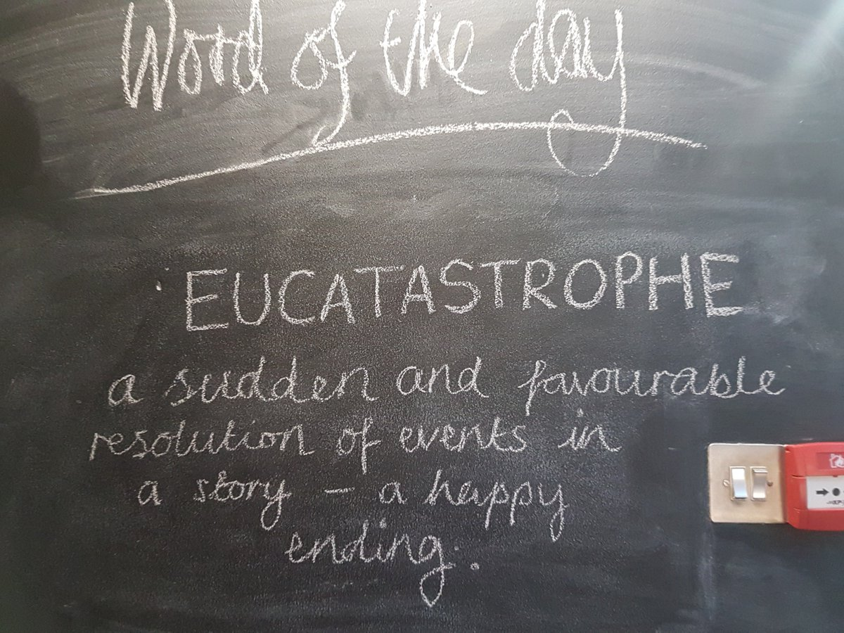 Image result for eucatastrophe