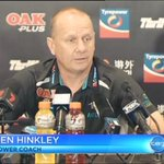 Image for the Tweet beginning: WATCH: Ken Hinkley has revealed