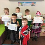 Congratulations to our Pride cup certificate winners this week we are so proud of you 😃