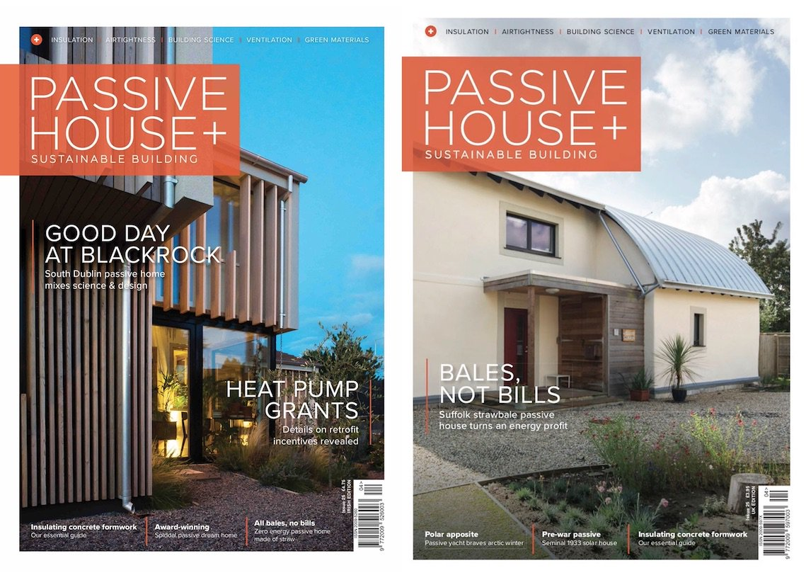 passive house plus on twitter our new issue out now irish uk