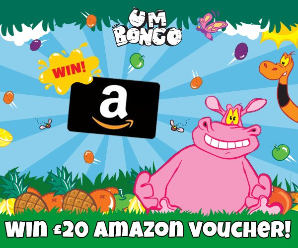 Follow & Retweet to win a £20 Amazon voucher!!! #FreebieFriday #Win #Competition