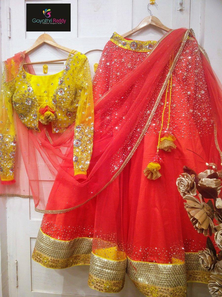 Gayathri Reddy Traditional Designer Studio Reddystudio Twitter