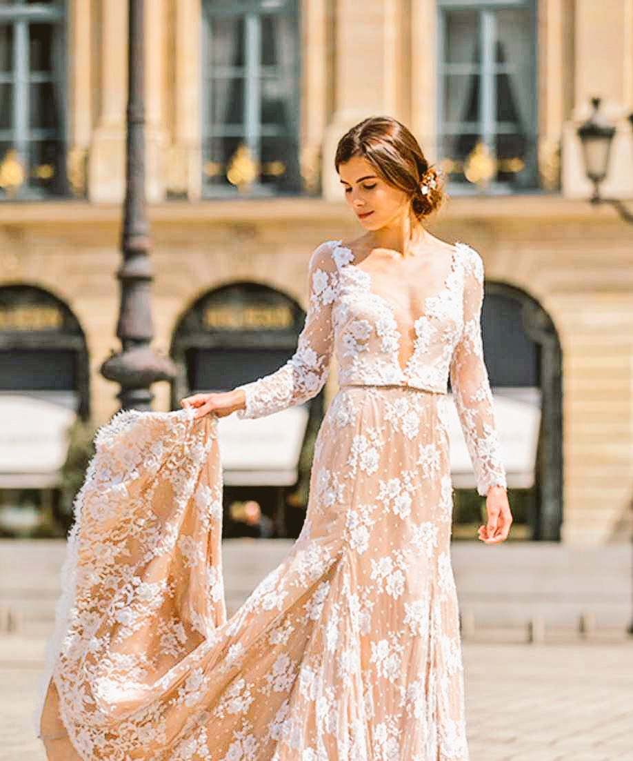 2018 Yılında Yeni Moda 30 Gelinlik