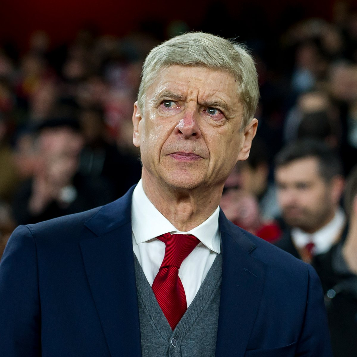 BREAKING: Arsenal manager Arsene Wenger confirms he will step down at the end of the season after 22 years in charge
