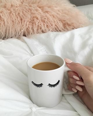 But first coffee #RiseUp #NewDay #TGIF ☕...
