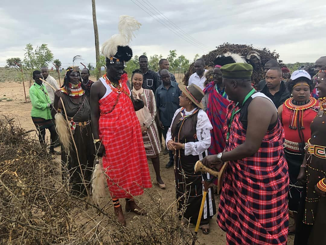 Ajuma Nasenyana  - Welcome Back twitter @ajumanasenyana tobongulore,turkanacounty