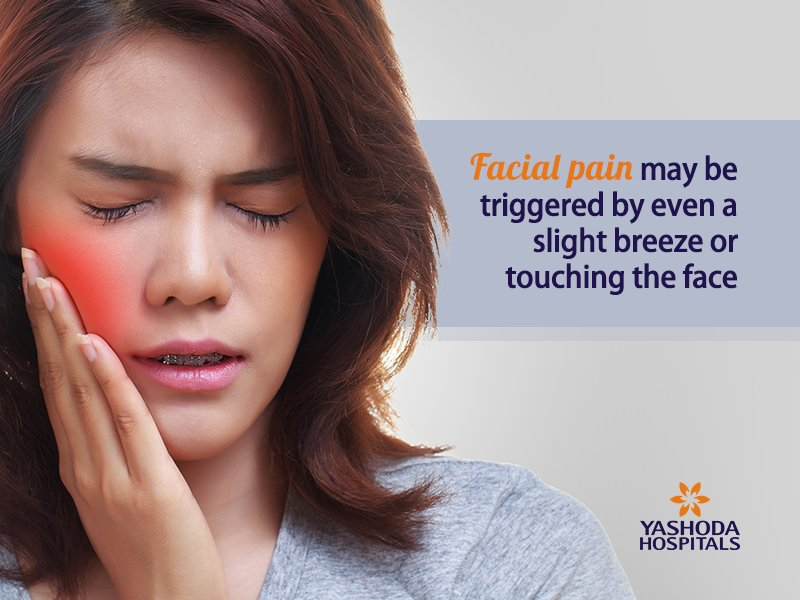 Here's how advances in medicine and surgery is easing facial nerve pain or  trigeminal neuralgia, a post by Dr. Ravi Suman Reddy @ravisumanneuro.