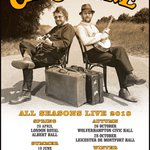 Image for the Tweet beginning: Tonight sees Chas And Dave's
