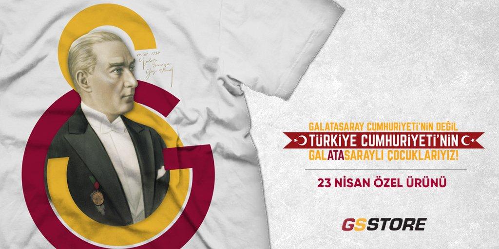 Türkiye Cumhuriyeti'nin GalATAsaraylı Çocuklarına Özel ! 👉 goo.gl/MnL8P4