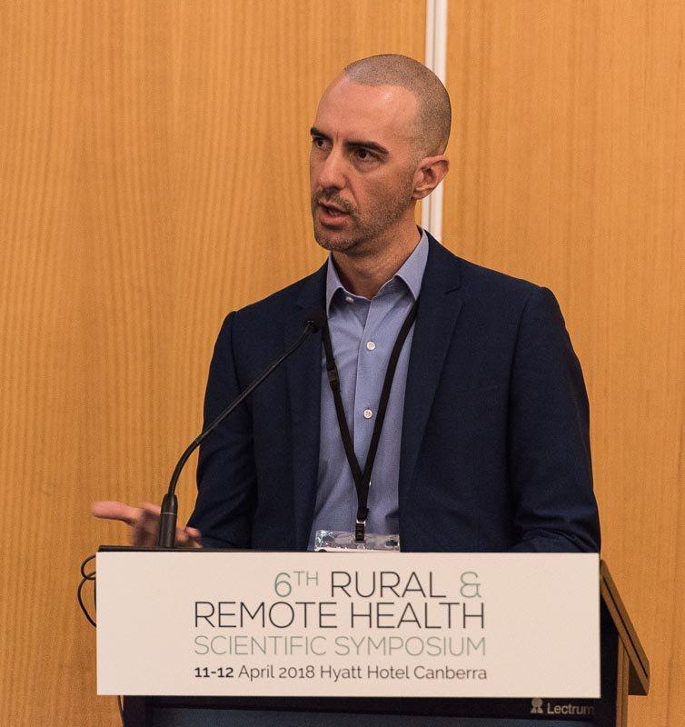#DrMatthewLeach presents in Canberra new research findings on the health workforce maldistribution in regional South Australia  #6rrhss #Workforce #SouthAustralia #Regional<br>http://pic.twitter.com/JapBGM7ZvT