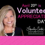 It's Volunteer Appreciation Day! The Beverly Carter Foundation wouldn't exist without the countless volunteers that share their time and talent to spread this critical message of personal safety. THANK YOU!  #volunteer #volunteerappreciation #realtor #safety #realtorsafety