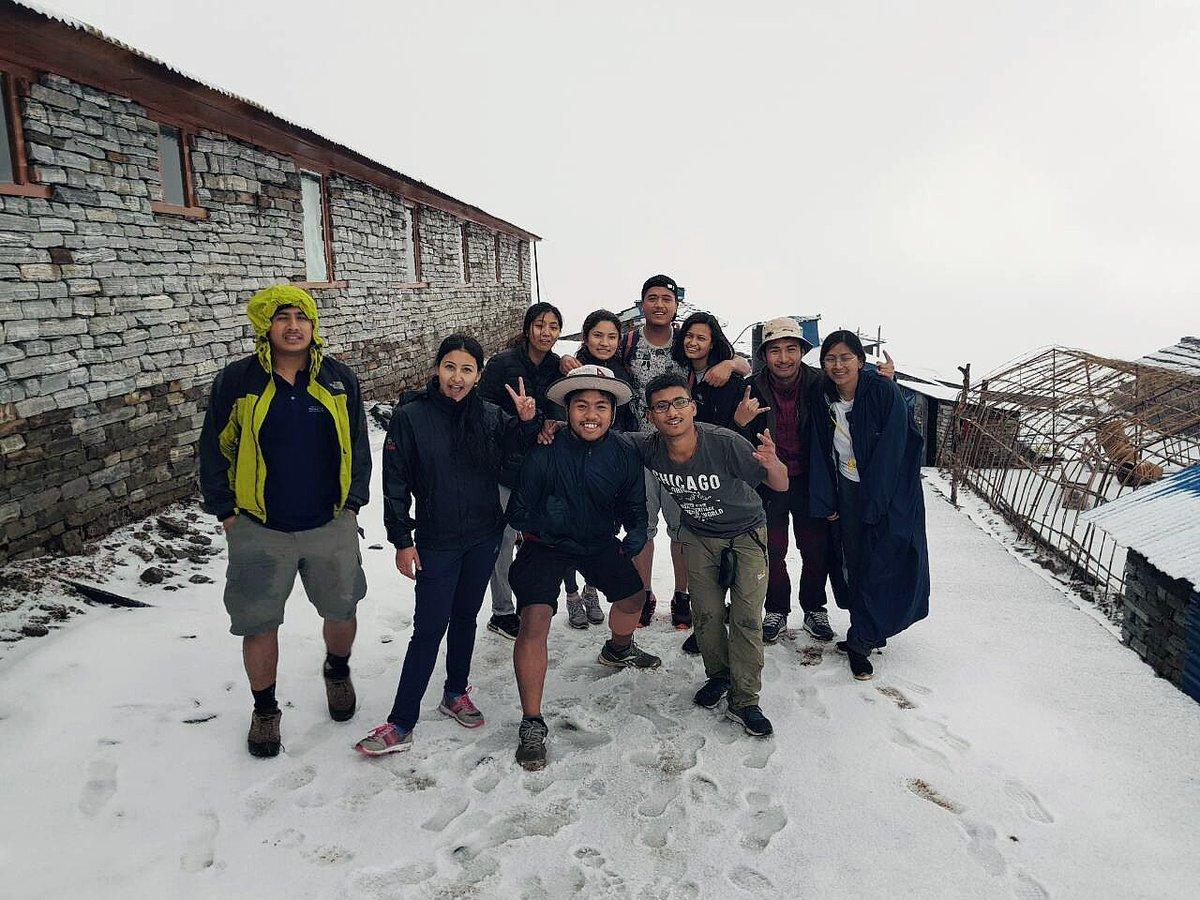 The Khopra Danda trek (Khopra Ridge trek) is a great alternative to the more popular, taking you higher still to another great viewpoint of the Annapurnas. #travel #nepal #trekking #annapurna #mountains  @GaGn_SHkya @RabiGorkhali @lakhamyan  Link:  https:// youtu.be/3G1kfd7qXAo  &nbsp;   <br>http://pic.twitter.com/jGmIX5Rc3S