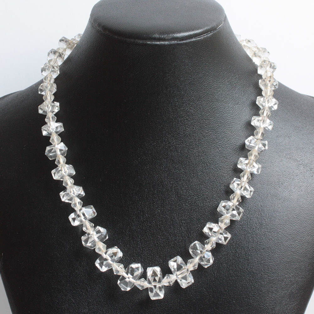 #Art #Deco Rock #Crystal #Necklace 16 Inch #Bridal Wedding Jewelry Vintage Crystal Necklace  https:// seethis.co/7ynEGm/  &nbsp;   #gotvintage #vintage<br>http://pic.twitter.com/WxtFCi2JBu