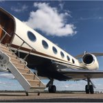 Ten steps to the most comfortable ride in private aviation. #Gulfstream #G450 #ICAO #KAGS