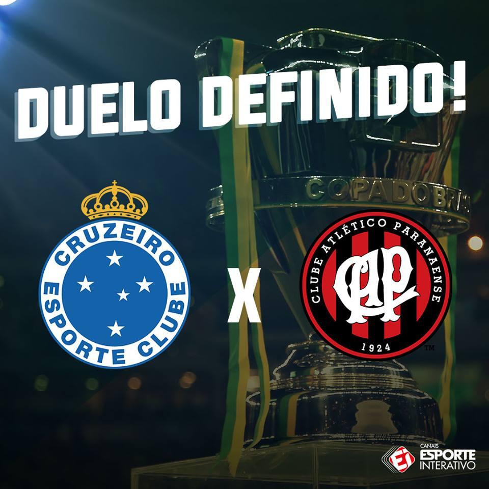 VAI PEGAR FOGO! @Cruzeiro x @atleticopr...