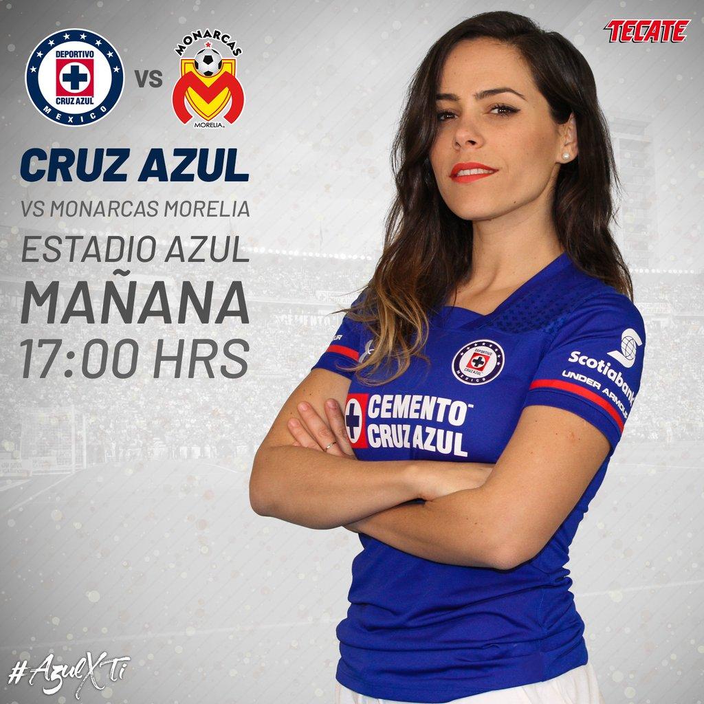 CRUZ AZUL FC ®'s photo on Estadio Azul