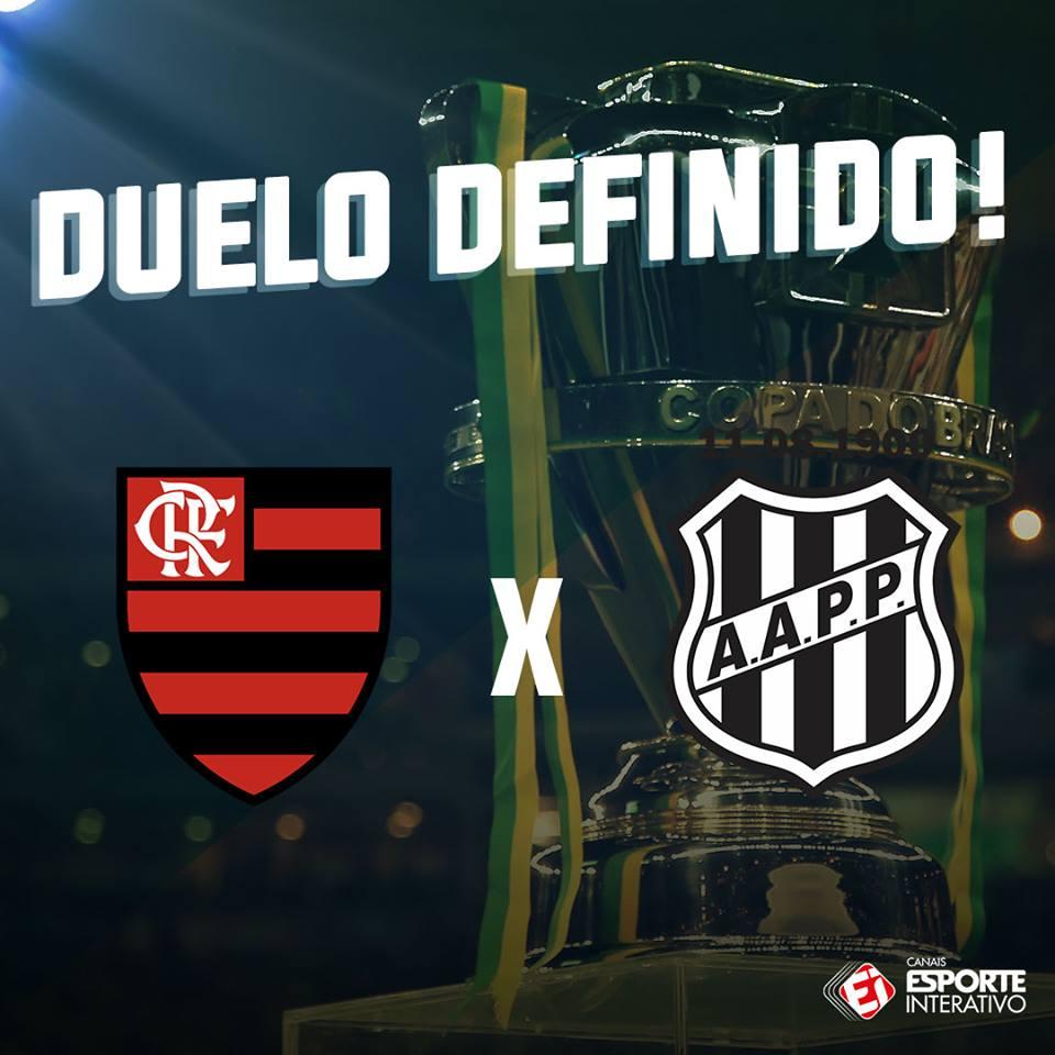Mais um jogão! @Flamengo e @aapp_oficial...