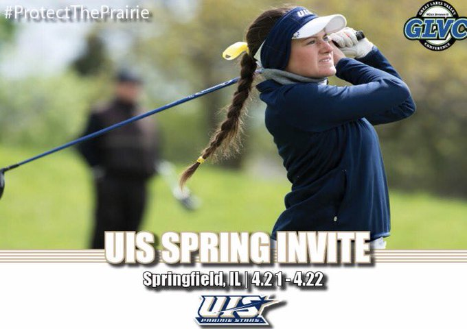 RT @UISAthletics: Get out and enjoy the sun this weekend and cheer on the women's @UISGolf team at their HOME Spring Invite at Panther Cree…