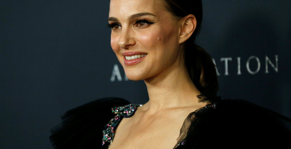 Actress Natalie Portman has pulled out of a major award ceremony in Israel, citing her 'distress' at recent events in the country.  Over the past 3 weeks, at least 30 Palestinians have been killed by Israel's military during peaceful demonstrations in the Gaza Strip.