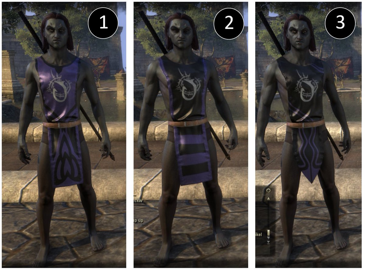 Eric B On Twitter The Unholy Alliances Eso Guild Tabards Are Out