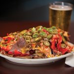 The weekend is here, let's party! It's a Nachos & Beer kind of day.