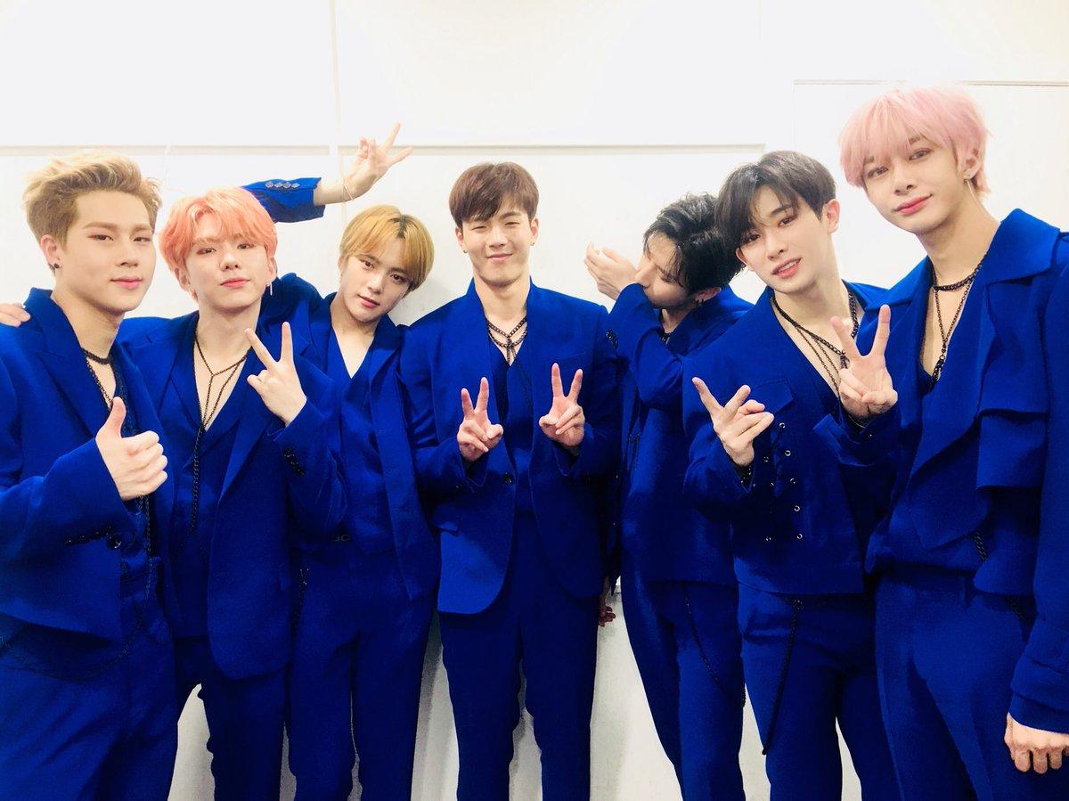 [#MONSTA_X] 180420 #몬스타엑스 #KBS2 #뮤직뱅크 #J...