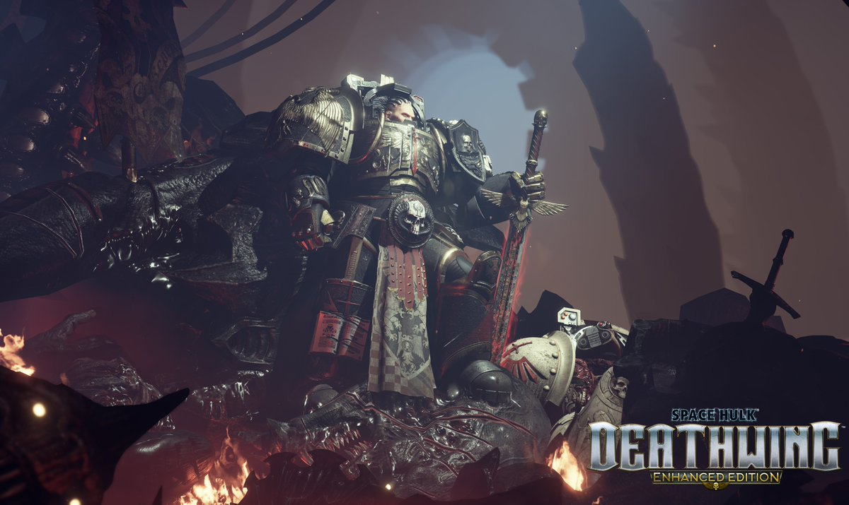 Space Hulk Deathwing on Twitter: