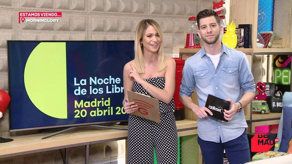 PLANES   📕 Madrid acoge una nueva edició...