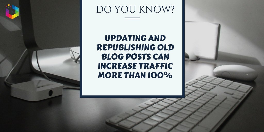 Are you updating and publishing old blog post?  #blog #searchengine #searchengineoptimization #searchenginemarketing #digitalmarketing #GrowthHacking #DoYouKnow<br>http://pic.twitter.com/ZjvIAdkkZw