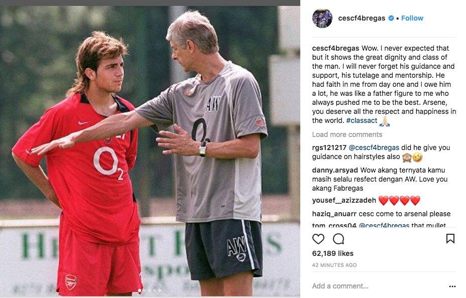 ArsenalFanTV's photo on Cesc Fabregas