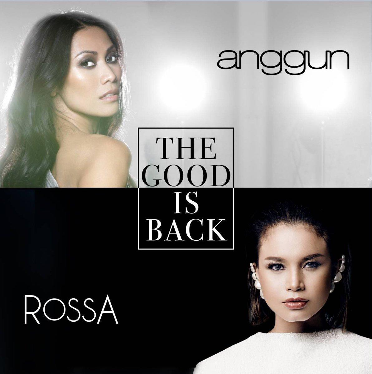 Single baru #TheGoodIsBack duet dengan the super talented @mynameisrossa 💝💝 available now, taken from my album #8 SPOTIFY https://t.co/SAe8xdQgnW APPLE https://t.co/ptAU32DGHA KKBOX https://t.co/9qkSVU39yY