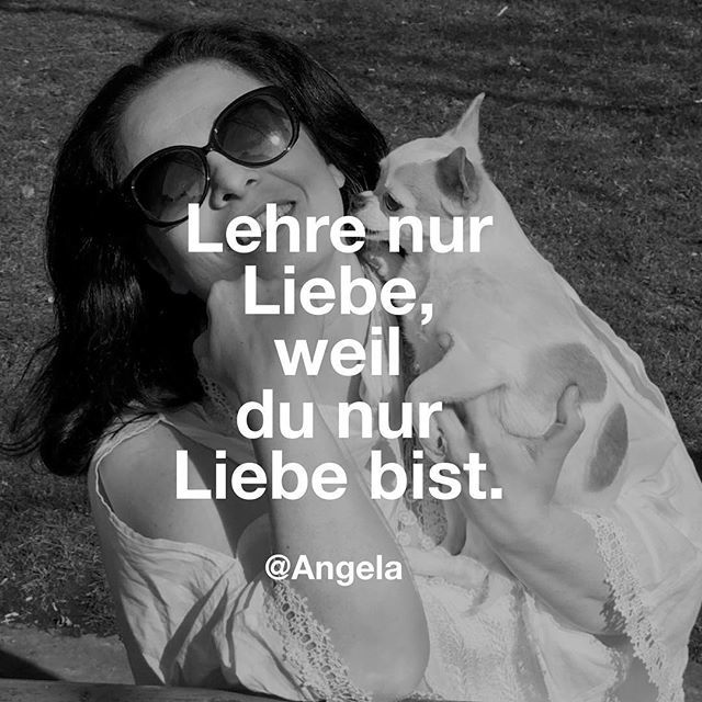 Teach only love, because you are only love. . . #street #angela #selbstliebe #selflove #faith #god #grace #streetlife #love #believe #thoughts #energy #mind #coach #hope #destiny #today #thankful #meditation #life #motivation #guidance #happy #cute #quot…  https:// ift.tt/2HhyrN6  &nbsp;  <br>http://pic.twitter.com/xktpLBvmuw
