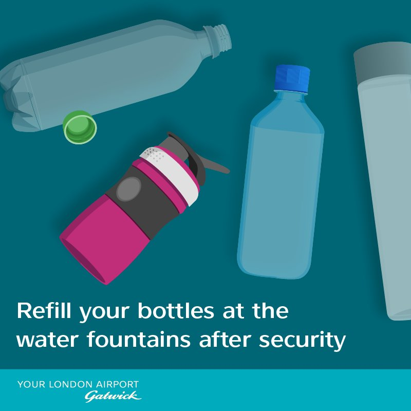 Can you take bottled water through airport security