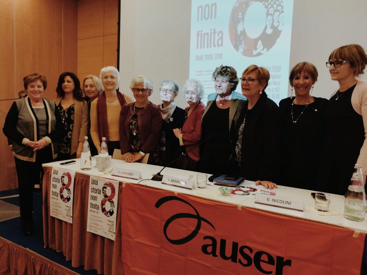 Risultati immagini per Auser, le donne e il '68...