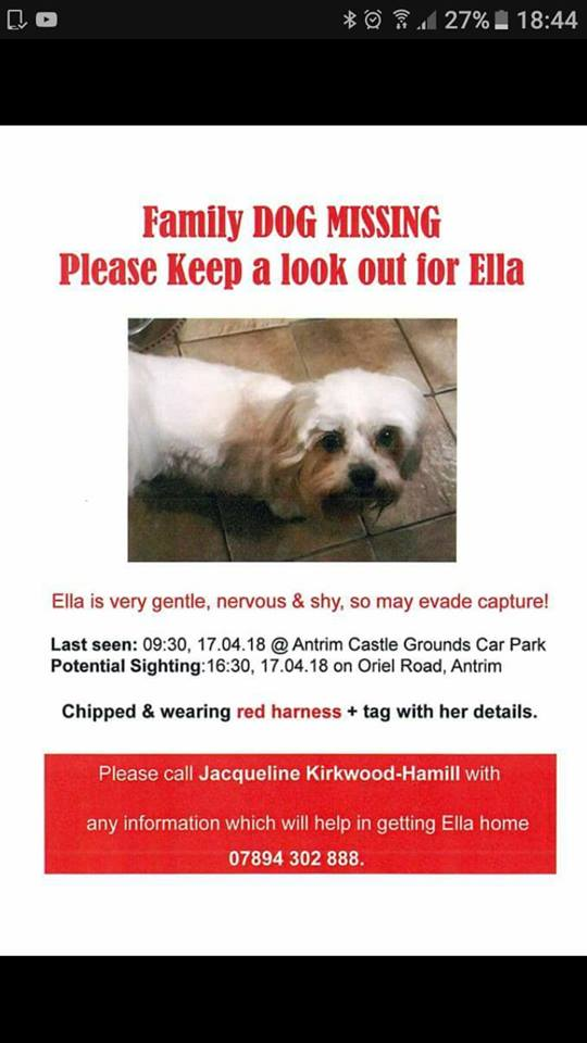 Pam Cameron Mla On Twitter Ella Has Been Found And Is Home Safe
