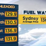 Image for the Tweet beginning: Fuel prices are slowly falling,