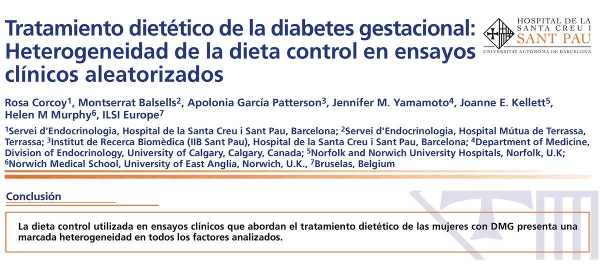tratamiento y manejo de la diabetes mellitus gestacional