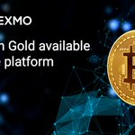 Image for the Tweet beginning: #EXMO informs on a listing