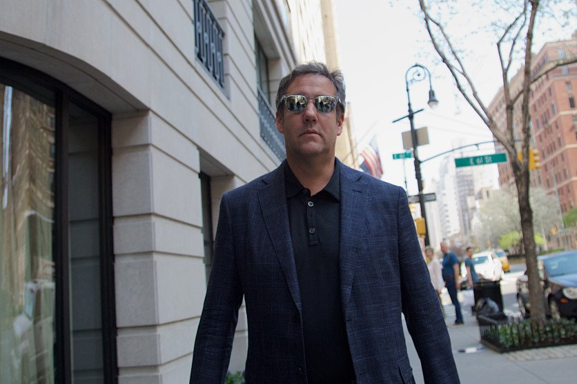 "Michael Cohen Says He's ""Never"" Been to Prague. He Told Me a Different Story. https://t.co/xbYaM1wtj5"