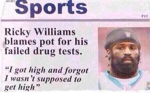 Still the greatest quote of all time. Happy 420