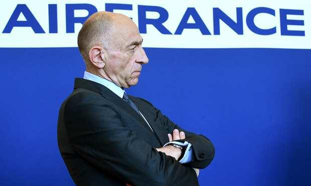 Grève à Air France : Janaillac joue son va-tout https://t.co/S6pL97oPSA
