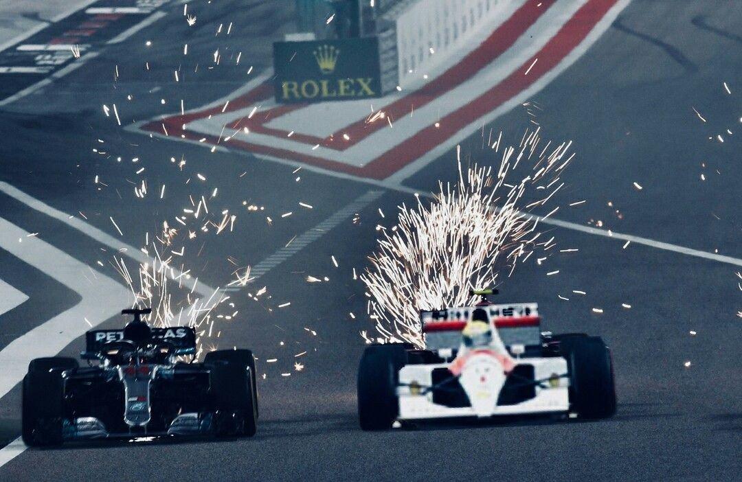 @sennatheking Senna vs Hamilton 😲 https:...