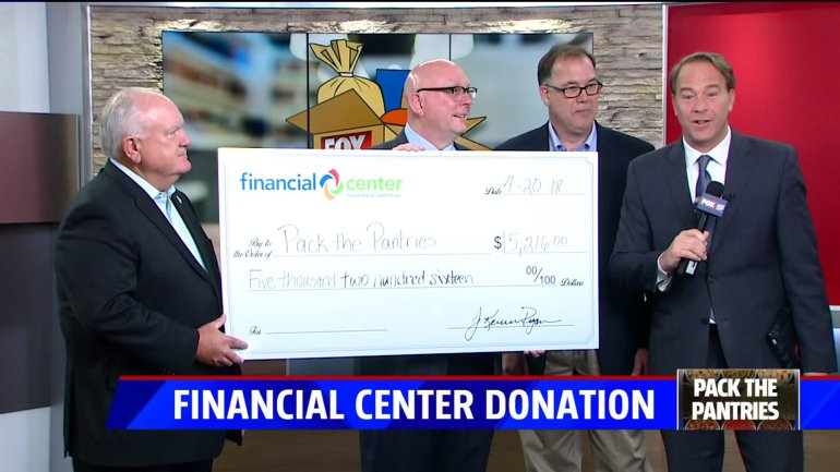 We&#39;ve gotten so much help from viewers &amp; special guests this morning for #PackThePantries! Here are some highlights from earlier today on #FOX59Morning:  http:// via.fox59.com/NbOnu  &nbsp;  <br>http://pic.twitter.com/h1BLf1ZQPE