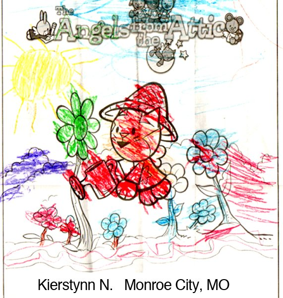 #FanMail Friday We  opening the mail with your #ColoringPages #Drawings #Letters...This is just in time for #GardeningMonth Look for our JUST for FUN pages in your local @GateHouse_Media paper Have FUN! &amp; send usw/ your #Coloring #Drawings  #CreativeKids #LoveourReaders<br>http://pic.twitter.com/ED6hmtdmWL