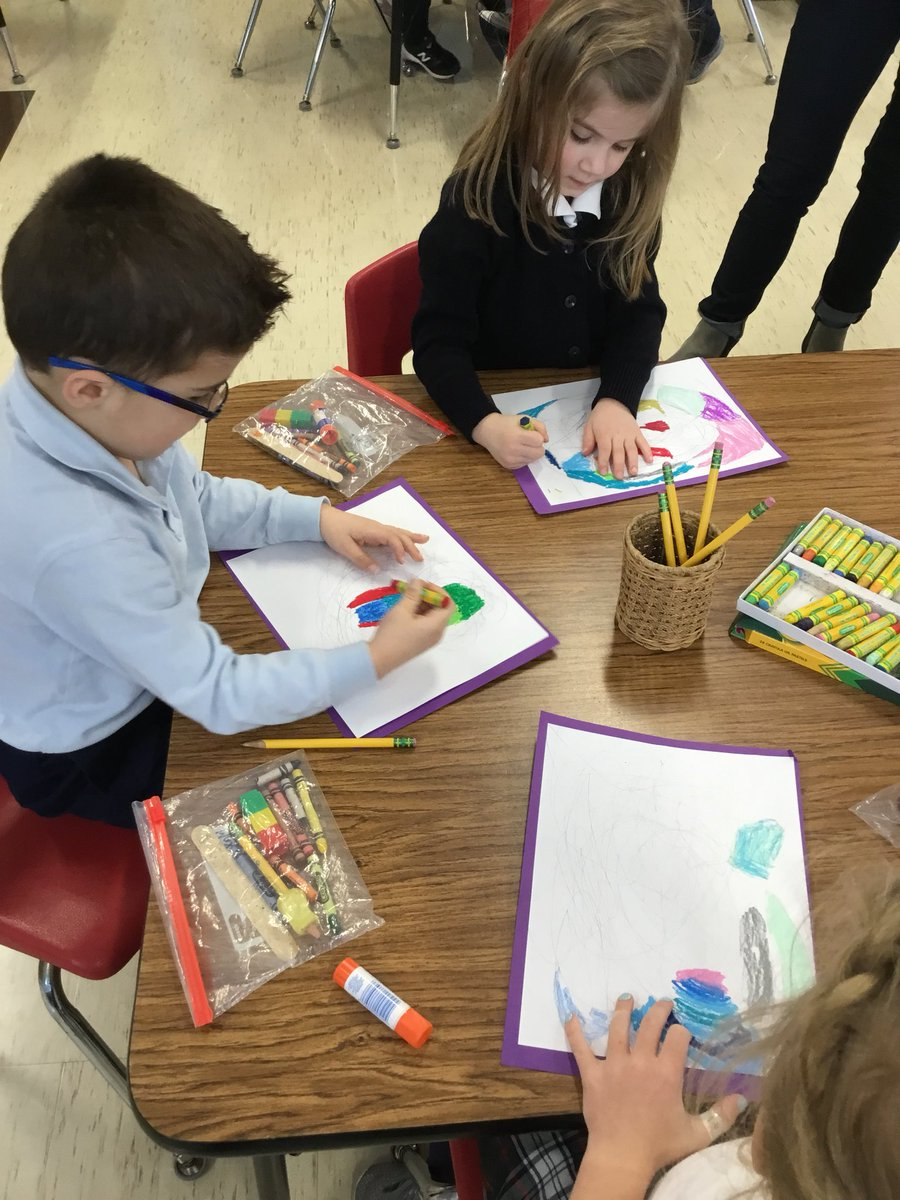 Thank you, SJS Parents' Club volunteers, for contributing to our children's education with the Artist Awareness program.