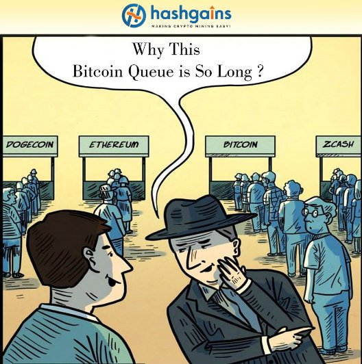 #Bitcoin Line is so long because it is most secure and famous nowadays. #btc #trend #secure  https:// bit.ly/2f5G0dF  &nbsp;  <br>http://pic.twitter.com/rZF7pQVbzT