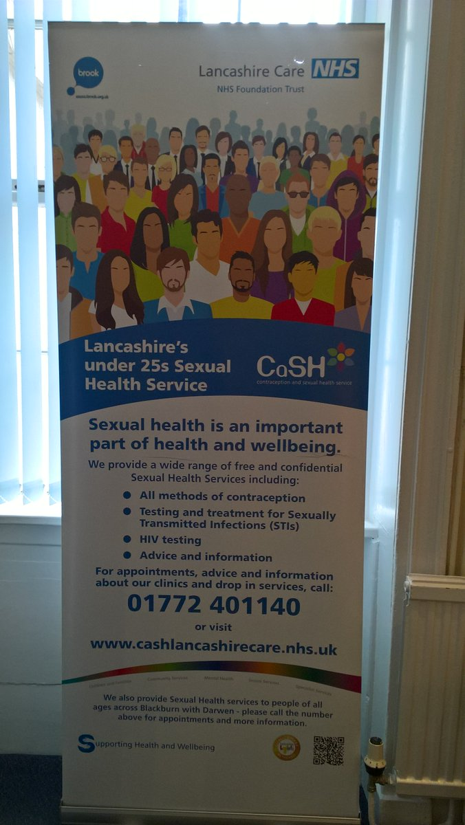 Blackburn Sexual Health Clinic