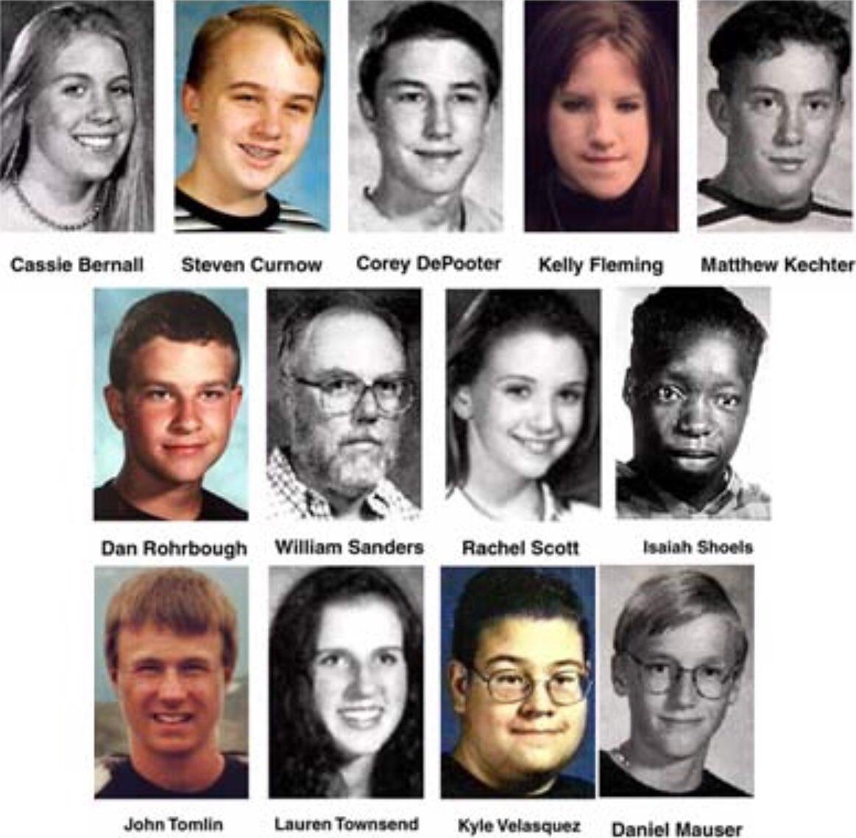 Jaclyn Corin's photo on Columbine