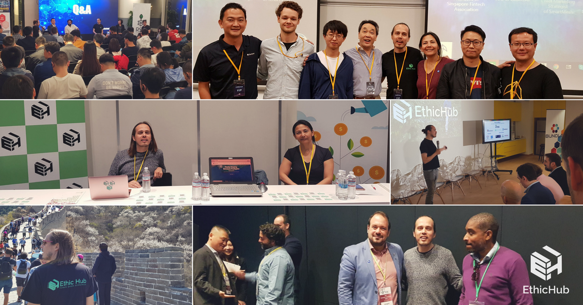 Asia on full-swing! Some days left on this amazing continent with amazing people. More updates from @EthicHub soon stay tuned!  #blockchain #disruption #crowdsale #crowdlending #TokenSale #asia #ontour #FinancialInclusion #happy #Crypto #cryptonews<br>http://pic.twitter.com/p2jv7V9I8b